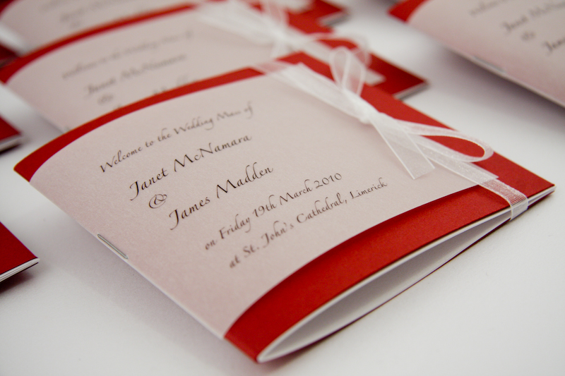 Booklet Wedding Invitations was great invitation template